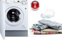 Сифон для раковины над стиральной машиной с отводом