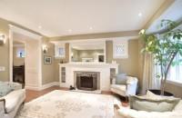 Выбираем цвет стен в гостиной — фото и рекомендации