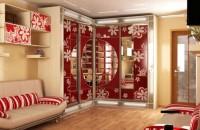 Шкаф купе в гостиную: фото, дизайн, идеи