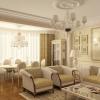 Светлая мебель в интерьере гостиной фото — правила оформления
