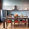 Дизайн кухни гостиной с зонированием (52 фото)