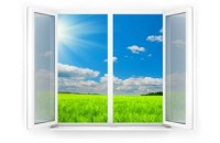 Пластиковые окна – отличная альтернатива для частного дома
