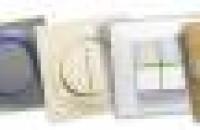 Ассортимент розеток и выключателей АВВ (АББ)