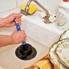 Как устранить засор в раковине в домашних условиях