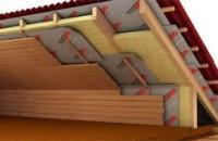 Как и чем утеплять крышу