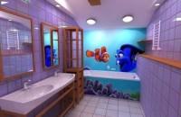 Автономная подсветка для ванной комнаты