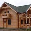 Основные плюсы и характеристики дома из профильного бруса