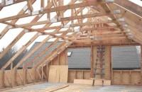 Нюансы строительства мансардной крыши