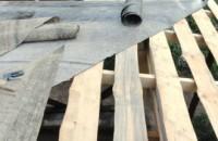 Особенности создания и использования рубероида для крыши