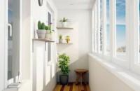 Теплое остекление балкона – дополнительное пространство
