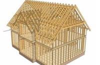 Разработка проектов каркасного дома