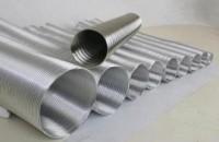 Гибкие гофрированные воздуховоды: основные плюсы, разновидности и особенности установки