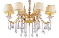 Стильные и оригинальные потолочные люстры