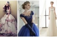 Виды выпускных платьев