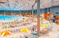 В бассейне лето круглый год