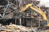 Практичность демонтажа металлоконструкций от профессионалов