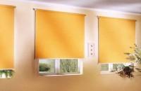 Выбор тканевых ролет на окна