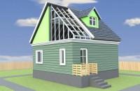 Мы знаем, как дешево построить дачный домик