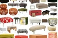 Пуфы в прихожую и спальню: особенности и виды практичной мебели