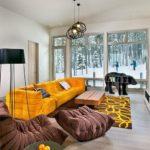 мебельный гарнитур с мягкими креслами