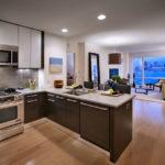 освещение кухни гостиной