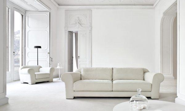 молочный цвет дивана