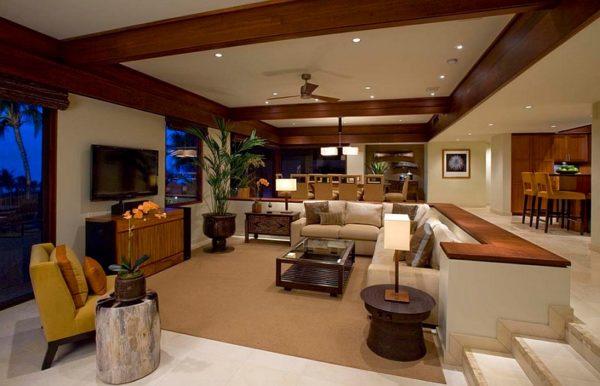 Двухуровневая квартира с кухней-гостиной