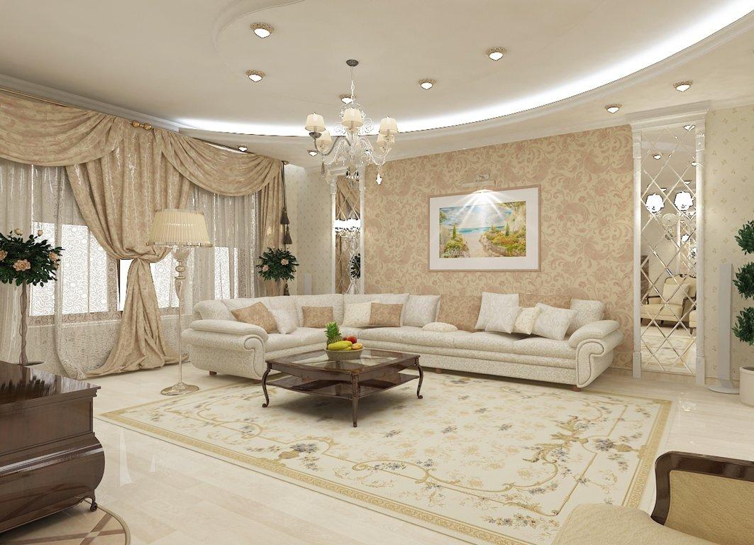 Выбрать дизайн гостиной фото