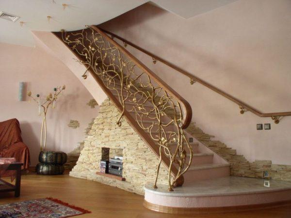 материал лестницы