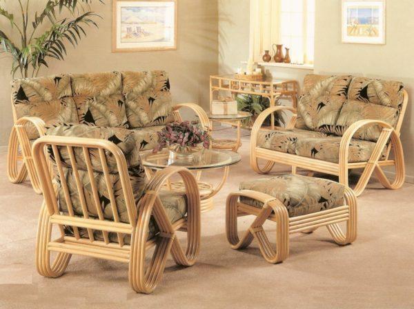мягкая мебель в эко-стиле