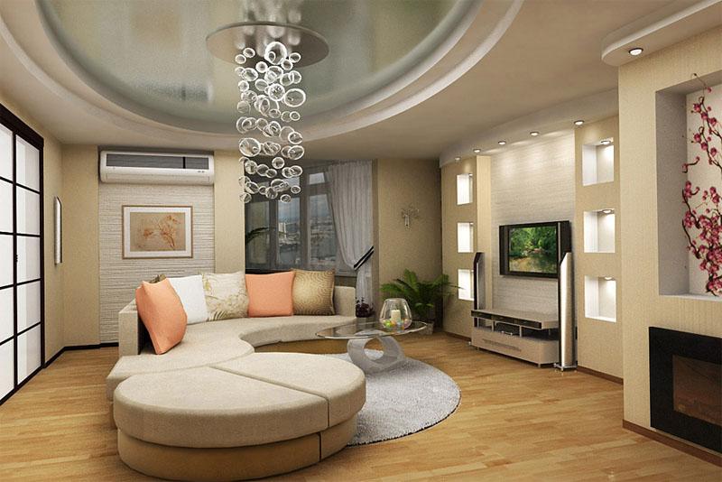 Дизайн красивые гостиные