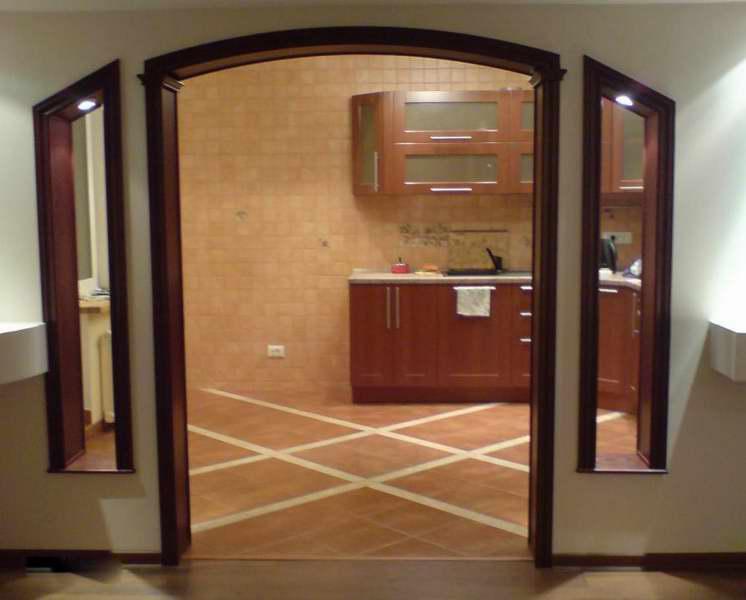 Арки и дверные проемы дизайн