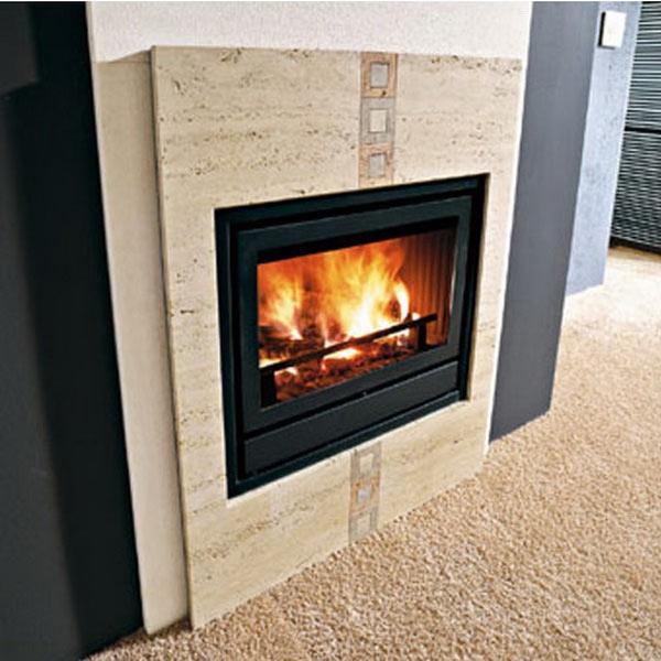 Дизайн гостиной с камином — взгляд на огонь сквозь призму современного интерьера