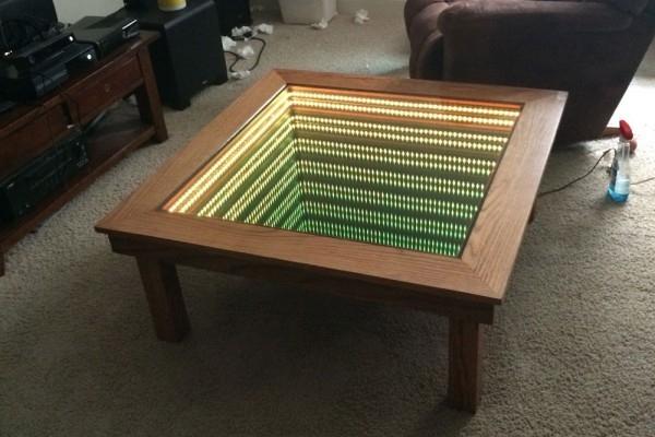 Сделать стол из стекла своими руками фото