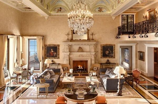 Картины в интерьере гостиной: яркие фото, милые пейзажи и обворожительные натюрморты