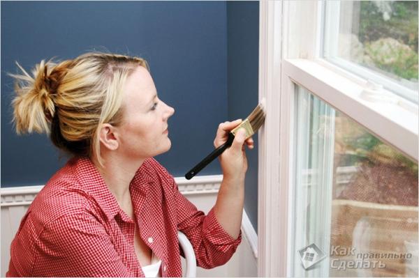 Косметический ремонт своими руками — ремонт квартиры