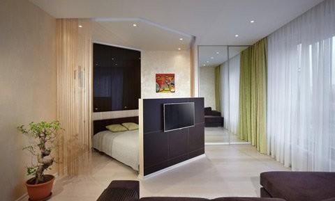 Спальня в хрущевке – головная боль для дизайнера