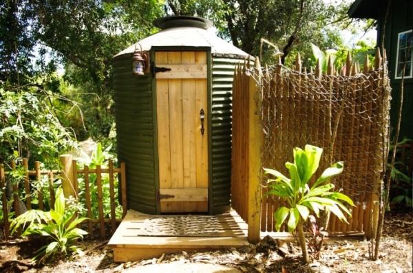 Приусадебный туалет 132