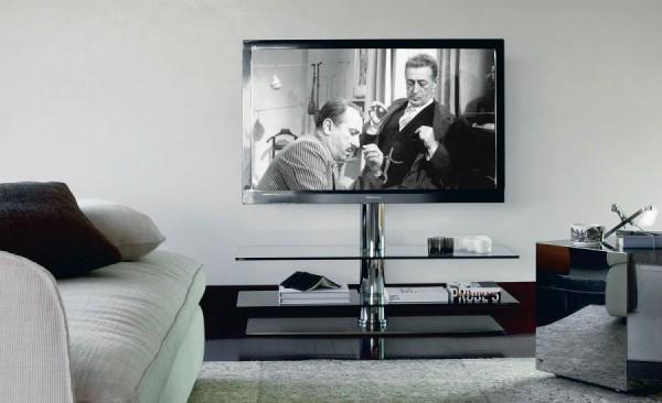 Тумба под телевизор в современном стиле: море возможностей и решений