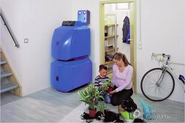 Как правильно сделать отопление в доме — правильное отопление