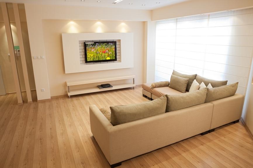 Стена с телевизором дизайн