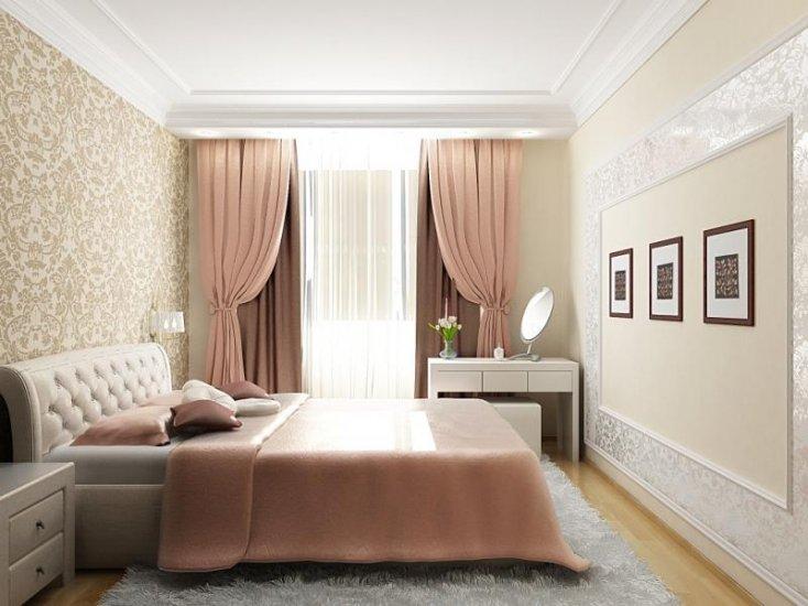 Спальня 9 кв м: секреты самостоятельной разработки дизайн-проекта