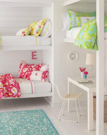 Спальни для детей – уникальная возможность проявить свое творчество