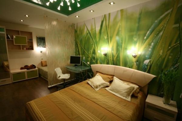 Спальня в современном стиле: характеристика в деталях