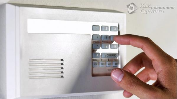 Как установить пожарную сигнализацию — установка пожарной сигнализации