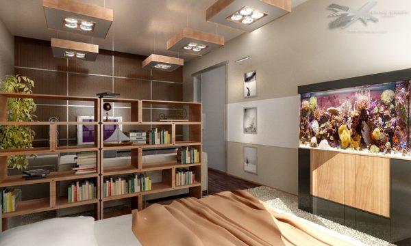 Люстры как в офисе для дизайна гостиной