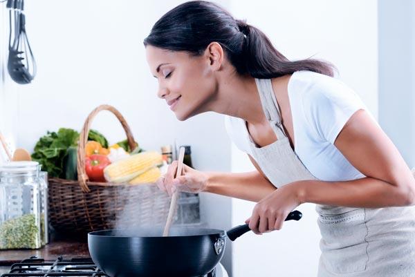 кухонные запахи разносятся