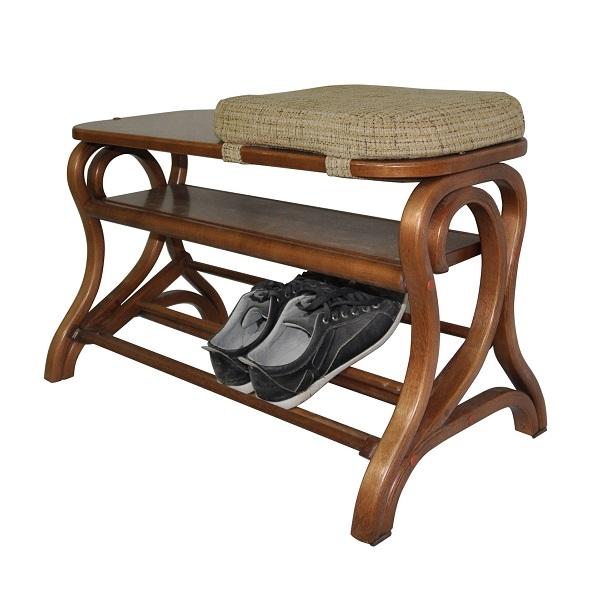 Банкетки с полками для обуви и телефона в прихожую – удобное сиденье и система хранения