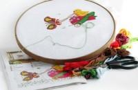 Схемы вышивки бисером: типы и виды техник