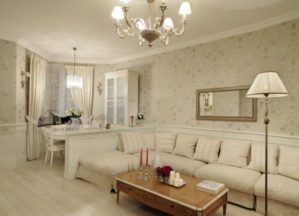 пастельный в дизайне комнаты